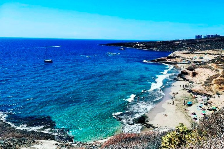 Las 10 Playas escondidas en Tenerife 19