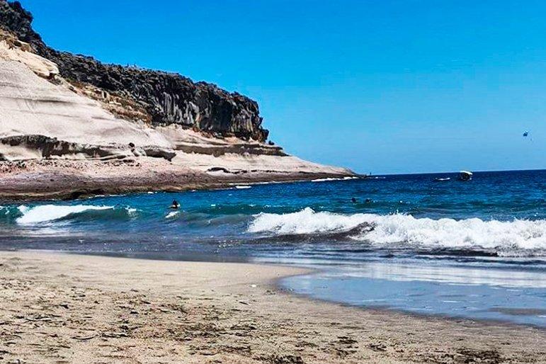 5 playas nudistas en Tenerife 2