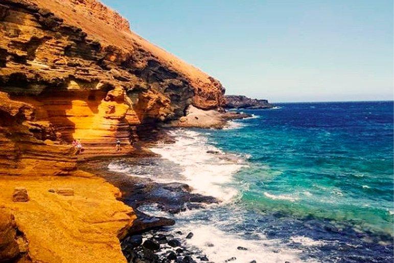 5 playas nudistas en Tenerife 5