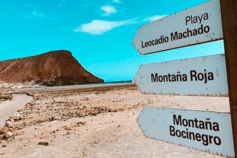 5 playas nudistas en Tenerife 4