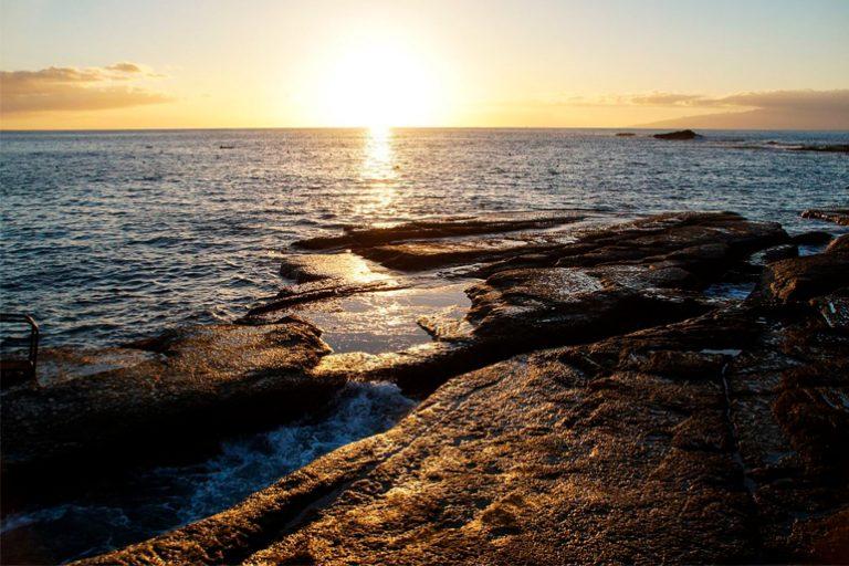 5 playas nudistas en Tenerife