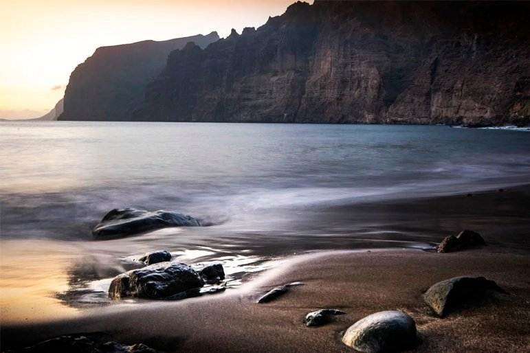 Las 10 Playas escondidas en Tenerife 1